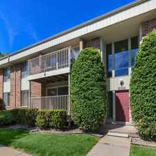 Rental info for Somerset Park Apartments