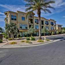 Rental info for Newer Gated Luxury Condo In Gated Central Scottsdale Community