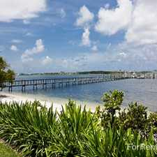 Rental info for Manatee Bay