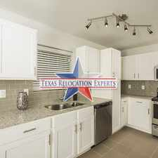 Rental info for N New Braunfels in the San Antonio area
