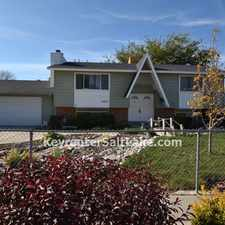 Rental info for 3523 W Rickys Dr #Lower in the Taylorsville area