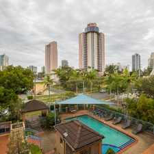 Rental info for RENOVATED 2 BEDROOM APARTMENT- 2 CAR SPACES - WALK TO THE BEACH in the Broadbeach area
