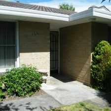 Rental info for Walk to Mt Eliza Shops in Minutes! - $300p/w $1303pcm in the Mount Eliza area