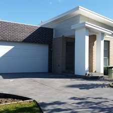 Rental info for 3 BEDROOM HOME WITH DOUBLE CAR GARAGE in the Wollongong area