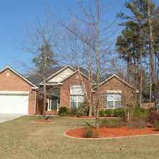 Rental info for All brick, 4 bedroom, 2.5 bath home in Hardy Pointe, Columbia County FOR RENT