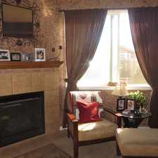 Rental info for Gorgeous Decorator Home with Park-like Yard