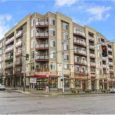 Rental info for DOWNTOWN BALLARD CONDO in the Seattle area