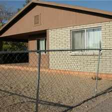 Rental info for NEW SW TUCSON TOWNHOUSE
