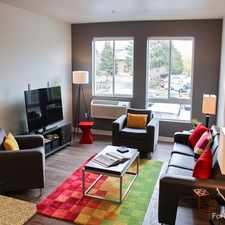 Rental info for 940 North- A Student Community
