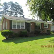 Rental info for Convenient to downtown Burgaw