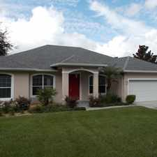 Rental info for 4 Bedroom, 3 Bath Single Family Home at 932 Sunset Shores Drive, Minneola, FL 34715