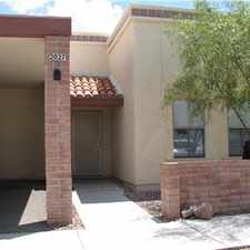 Rental info for ***3 Bed/2Bath Townhouse*** in the Enchanted Hills area