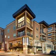 Rental info for St. Marys Square Apartments in the Raleigh area