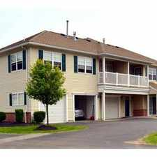 Rental info for Pine Point Luxury Apartments in the West Seneca area