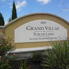 Rental info for Grand Villas At Tuscan Lake