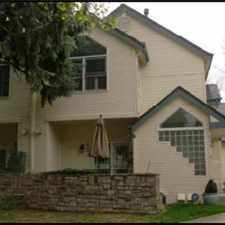 Rental info for Townhouse in Cherry Creek North in the Cherry Creek area