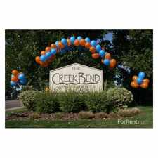 Rental info for Creek Bend Apartments in the Boise City area