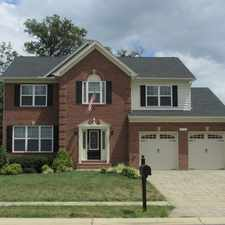 Rental info for Spacious Colonial in North Pointe Subdivision