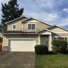 Rental info for Fantastic 4 Bedroom Home in a Great Location!