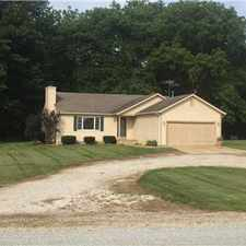 Rental info for Country Home