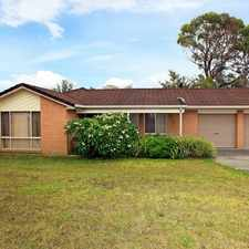 Rental info for Family Jewel in the Nowra - Bomaderry area