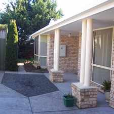 Rental info for PRIVATE AND SECLUDED 2 BR UNIT - Gardening included in the Traralgon area