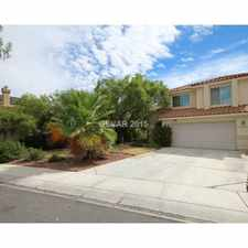 Rental info for 1612 Sand Canyon Dr