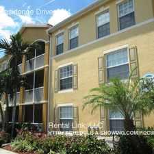 Rental info for 4127 Residence Drive