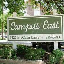 Rental info for Campus East Apartments