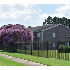 Rental info for The Lakes at Epping Way in the Memphis area