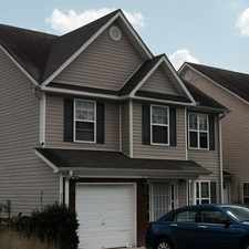 Rental info for Just Listed! Wonderful new home. All Electric! Call now: 770-500-0451