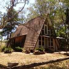 Rental info for Two storey house on 21 acres in the Sydney area