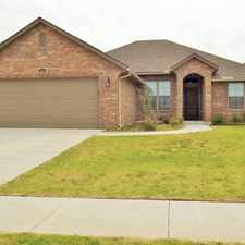 Rental info for Available for immediate occupancy! Newer Home w/storm shelter!