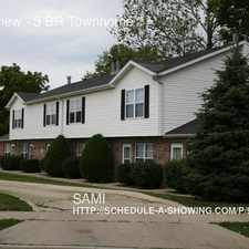 Rental info for 601 Hillview