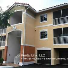 Rental info for 13190 Bella Casa Circle
