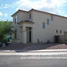 Rental info for 14218 S. Via Horma