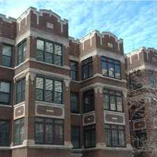 Rental info for 5128-5132 S Cornell Avenue in the East Hyde Park area