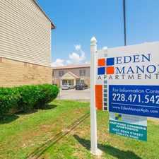 Rental info for Eden Manor Apartments