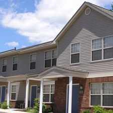 Rental info for Bentwood Townhomes in the St. Louis area