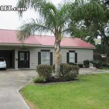 Rental info for $2100 2 bedroom Apartment in Calcasieu (Sulphur)