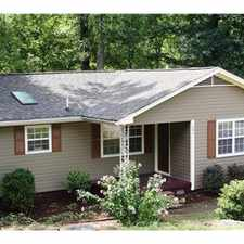Rental info for 3 Bedroom Private home with Privacy fence, yard,
