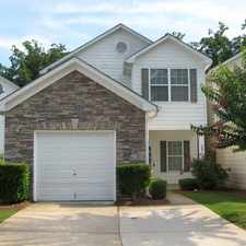 Rental info for Beautiful 3 bedroom 2.5 bath home in Oakwood available August 1st!