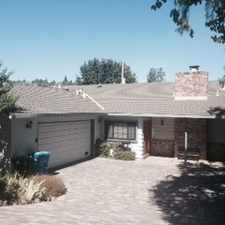 Rental info for Beautiful home located in the hills of Redwood City