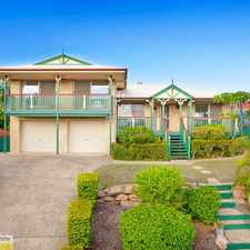 Rental info for WOW!! EVERYTHING IN EATONS HILL!! DUCTED AIR + 4 BEDS!! in the Brisbane area