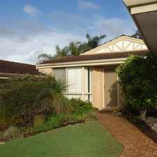 Rental info for LARGE AIR CONDITIONED VILLA in the St James area