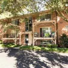 Rental info for 2 bd/2 ba in the Lake Evesham area