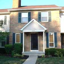 Rental info for Beautiful, Spacious 2 Bedroom Condo in the Meadowlands!