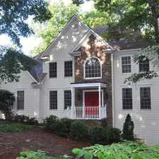 Rental info for Beautiful Home in Canton