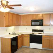Rental info for Large Open Concept apartment includes heat & hot water