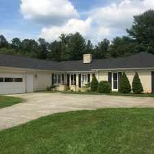 Rental info for 135 Cold Springs Hendersonville